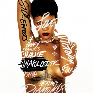 Rihanna - Unapologetic - 2012