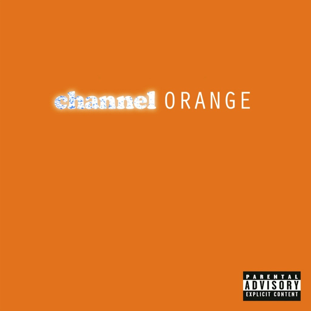 Frank Ocean - Channel Orange - 2012