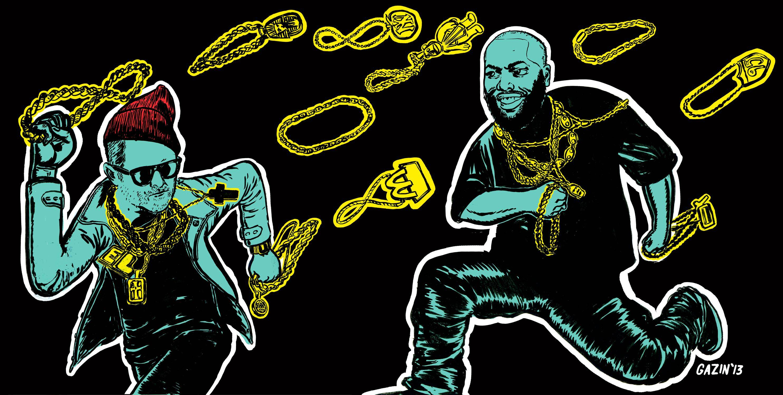 Run The Jewels II